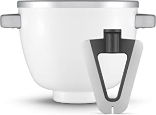 Breville Freeze & Mix Ice Cream Bowl for use with BEM800XL/A Stand Mixer