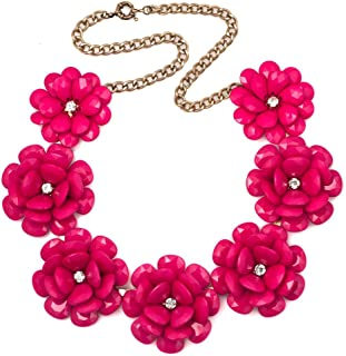 Best hot pink bubble necklace Reviews