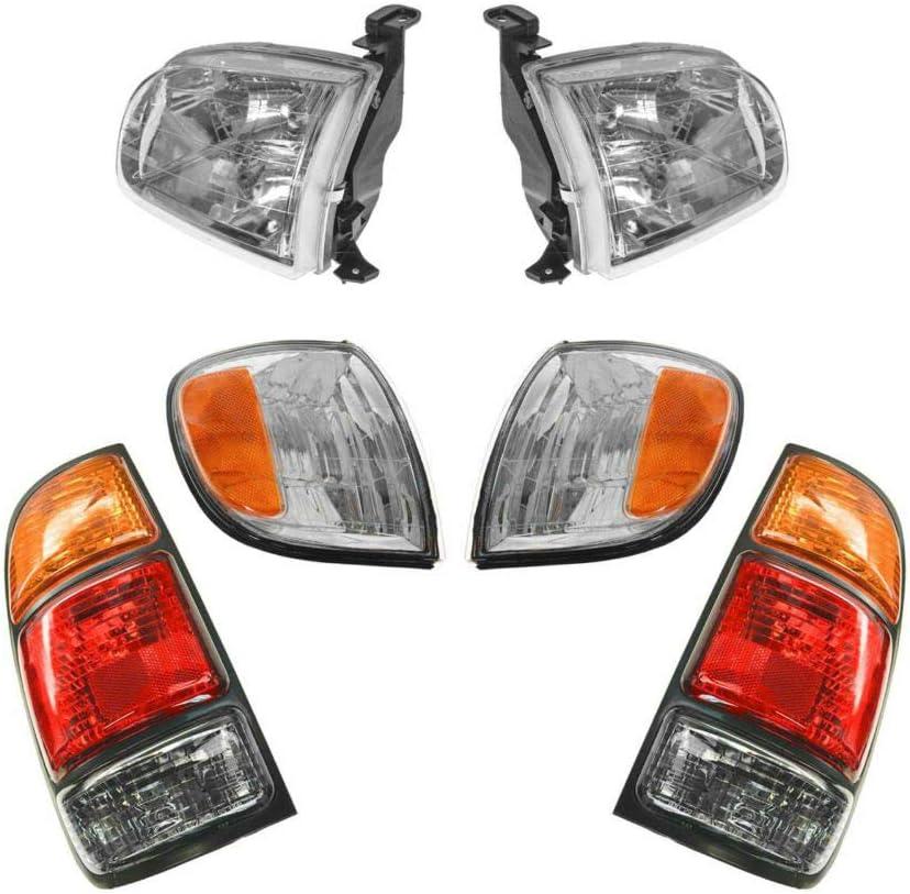 YHA Headlight Tail Light Parking Marker Kit Dealing full price reduction Com Nippon regular agency Turn Lamp Signal