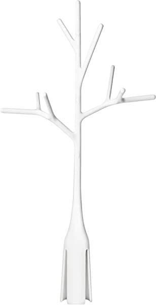 Boon Twig Grass And Lawn Drying Rack Accessory White Twig White
