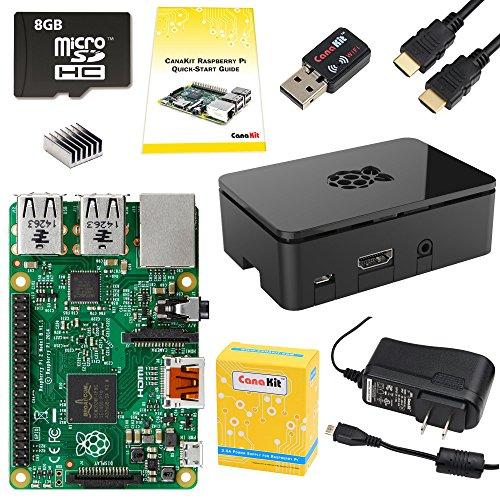 CanaKit Raspberry Pi 2 Complete Starter Kit (9-Items)