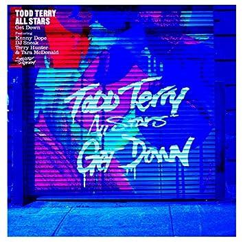 Get Down (feat. Kenny Dope, DJ Sneak, Terry Hunter, Tara McDonald) [Pt. 2]
