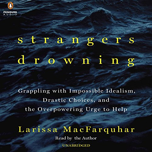 Strangers Drowning audiobook cover art
