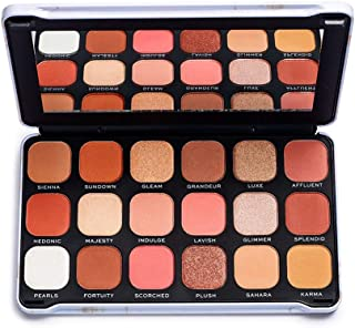 Makeup Revolution Forever Flawless Eyeshadow Palette, Decadent