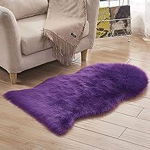 Irregular Carpet Home Bedroom Living Room Plush Carpet Non-Slip Wear-Resistant Cold-Resistant Easy to Clean Rugs,14