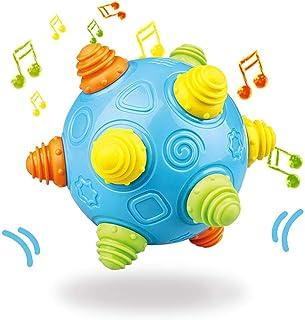 Bola de baile, juguete de baile, sin BPA, bola de desarrollo sensorial para niños y niñas