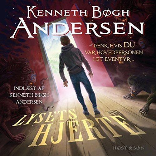Lysets hjerte audiobook cover art