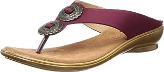 BATA Girl's Helen Thong Fashion Slippers