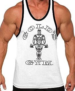 Gold's Gym Tank Top Ringer - Official Licensed - RT-1