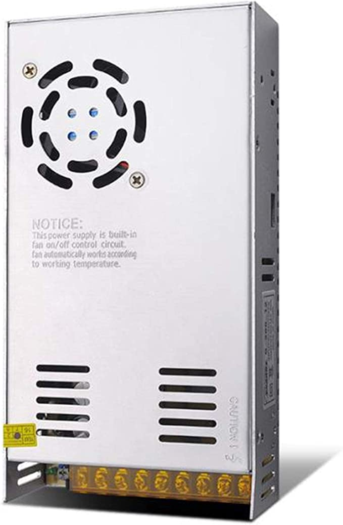 21 opinioni per ConPush 12V 30A 360W Switching Power Supply Converter Transformer Alimentatore a