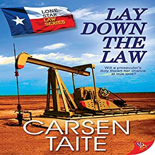 Lay Down the Law audiobook cover art