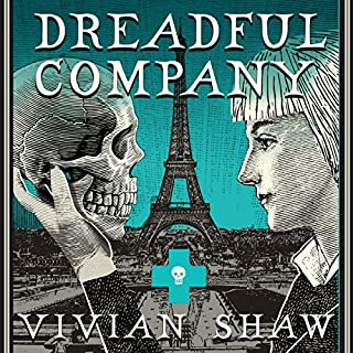 Dreadful Company cover art