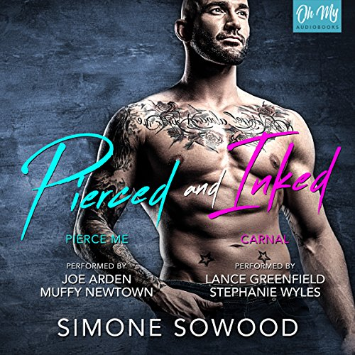 Pierced and Inked audiobook cover art