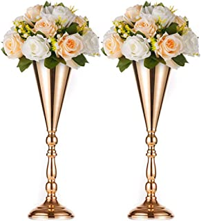 Best gold vase tall Reviews