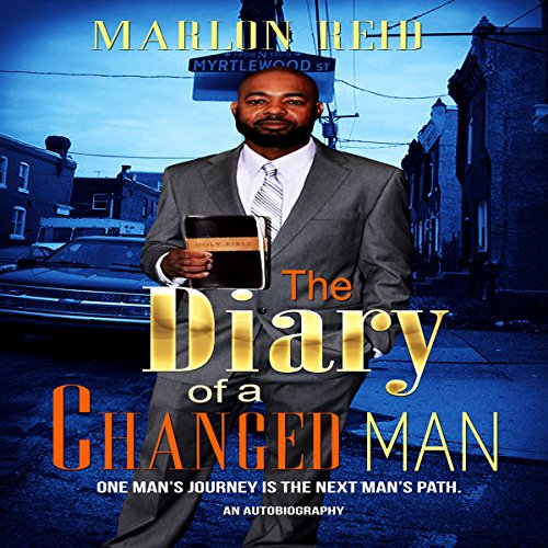 The Diary of a Changed Man audiobook cover art