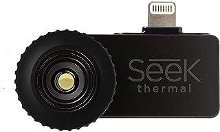 【国内正規品】Seek Thermal シークサーマル 一年保証 スマートフォン用 赤外線 サーモグラフィカメラ iPhone/iPad用 (Compact)...