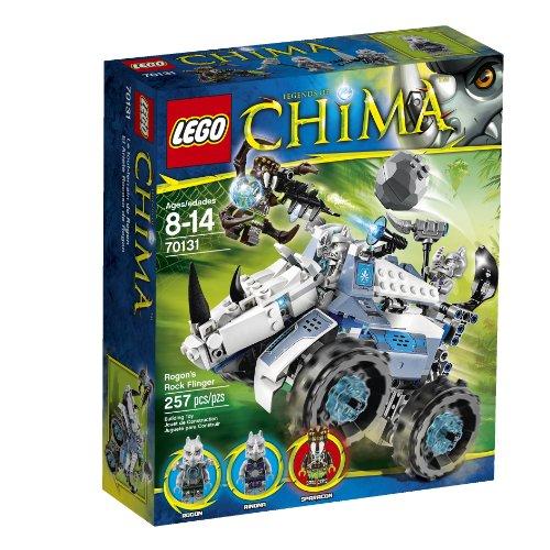 LEGO Chima Rogon's Rock Flinger 70131 by LEGO