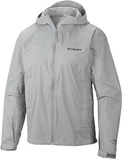 Columbia Mens Evapouration Rain Jacket, Waterproof & Breathable