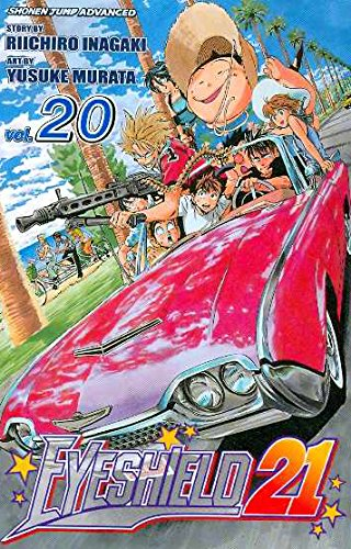 EYESHIELD 21 GN VOL 20