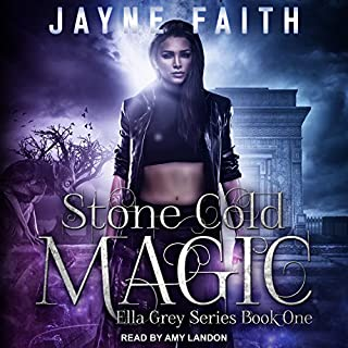 Couverture de Stone Cold Magic