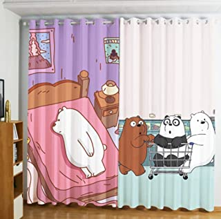Vorhang Kinderzimmer Schlafzimmer Wohnzimmer Erker Vom Boden Bis Zur Decke Fenster Schatten Sonnenschutz Japanische Cartoon Anime Dragon Ball