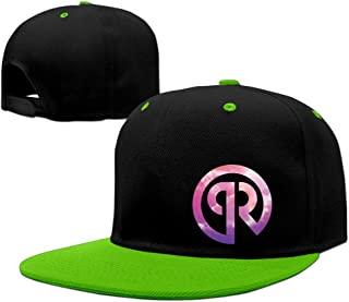 Porter Robinson Logo Cool Outdoor Baseball Cap KellyGreen