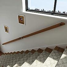 0.9M Main courante pour Escalier Maison Rampe Support Murale en Acier inoxydable