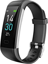 Fitness Tracker HR, Activity Tracker Watch with Heart Rate Blood Pressure Monitor, Waterproof Smart Fitness Band Sport Wristbands Bracelet for Kids Women and Men