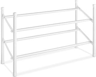 Whitmor Expandable/Stackable Shoe Rack