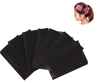 Hair Fringe Stickers, 10PCS Magic Hair Fixed Hair Sticker Magic Paste Hairpin Hair Fringe Bang Patch Hair Clips Hair Styli...