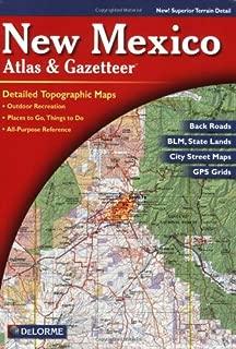 New Mexico Atlas & Gazetteer