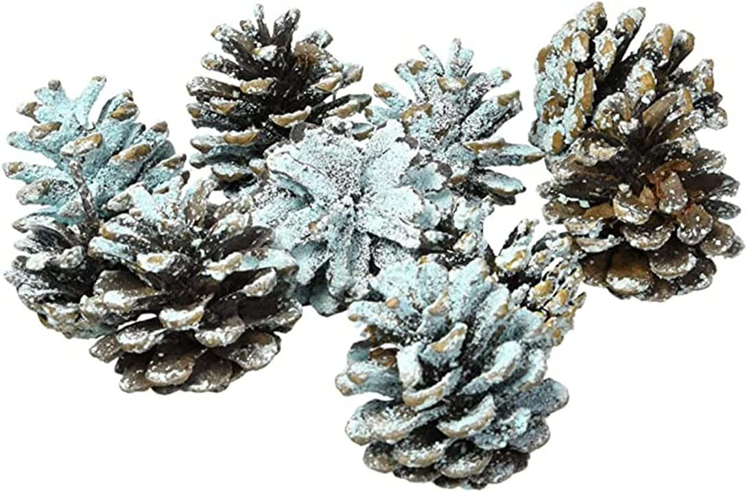 Bombing new work Melodyblue 40Pcs Genuine Free Shipping Burning Fireplace Acces Wood Pine Cones