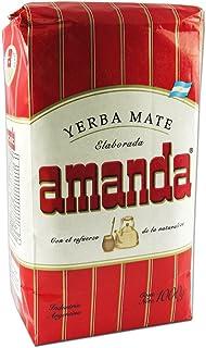 Yerba mate Amanda Roja 1Kg