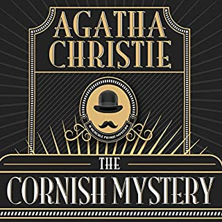 The Cornish Mystery audiobook cover art