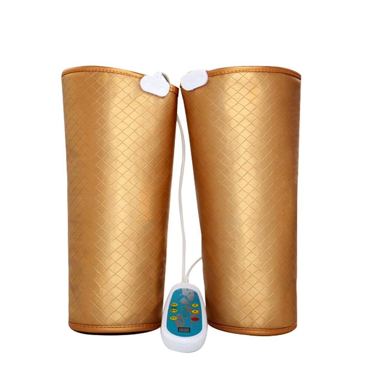 ジョットディボンドン赤道によって電気マッサージ、膝の保温、男女通用、マッサージ機、膝と足を加熱してマッサージします