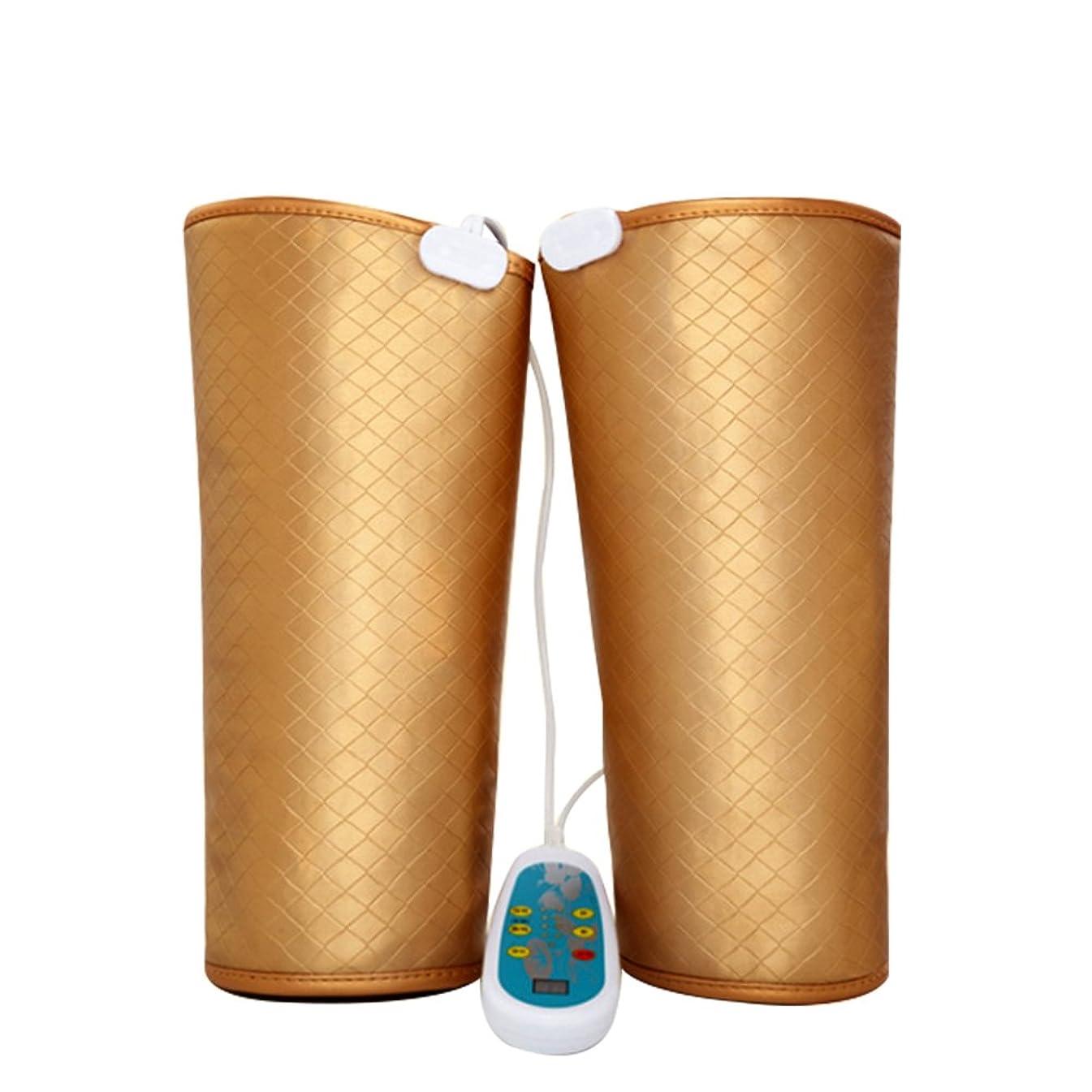 銀行歌詞建築電気マッサージ、膝の保温、男女通用、マッサージ機、膝と足を加熱してマッサージします