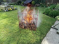 Easy To Assemble Garden Incinerator Gardening Burner