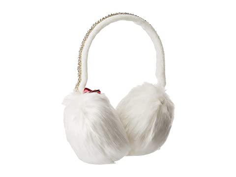Jeweled After Party Earmuffs by Betsey Johnson