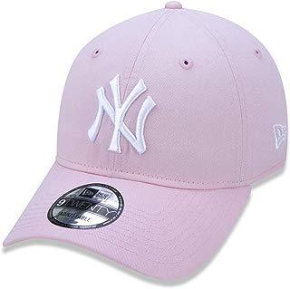 BONE 920 NEW YORK YANKEES MLB ABA CURVA STRAPBACK ROSA NEW ERA