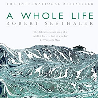A Whole Life audiobook cover art
