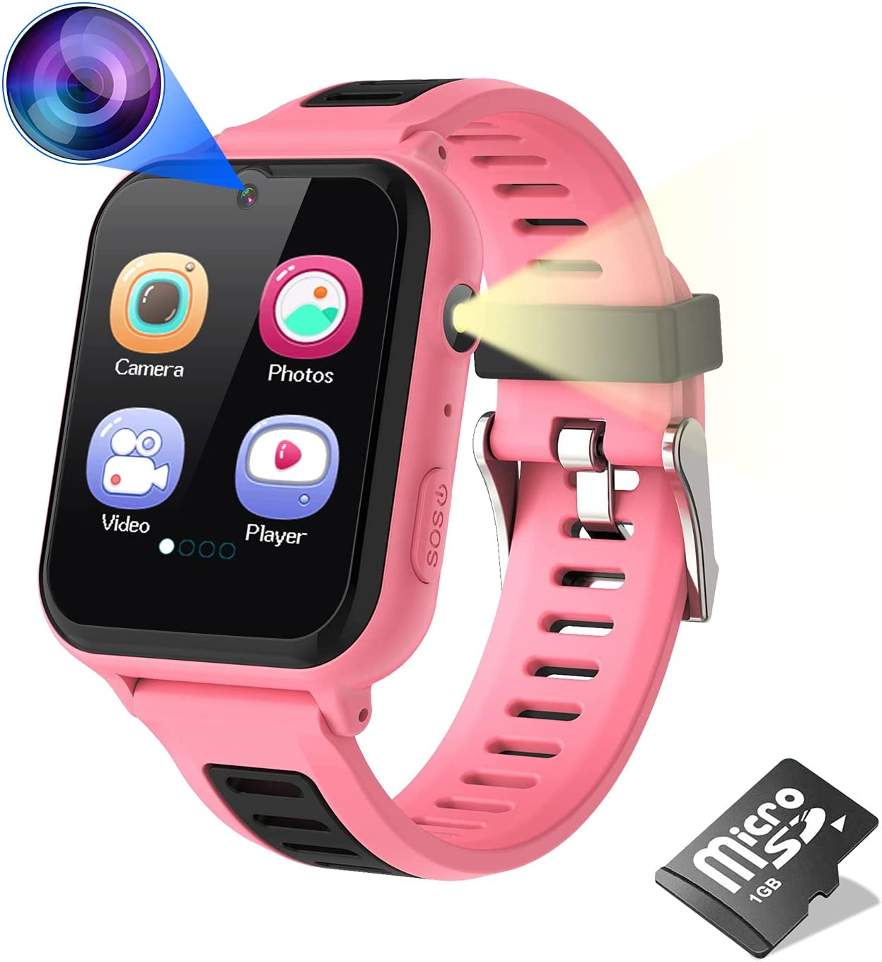 Smart Watch for Kids Boys Girls C 14 Games with Los Angeles Mall Mail order cheap