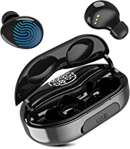 EDYELL® C8 True Wireless Earbuds Bluetooth 5.0 with in-Built Massive 3500MAH Charging Case/POWERBANK Earbuds/in-Ear TWS He...