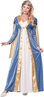California Costumes Women's Elegant Renaissance Lady Costume
