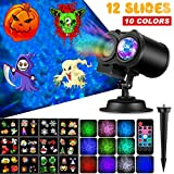 Outry Christmas Projector Lights, LED Projection Light,...