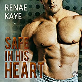 Safe in His Heart audiobook cover art