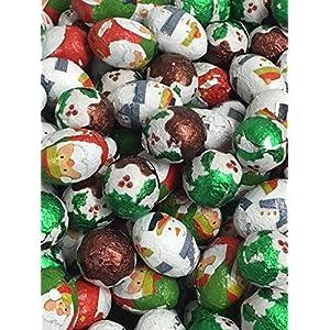 christmas festive chocolate foils 1kg bag… Christmas Festive Chocolate Foils 1kg Bag… 61Log8MNchL
