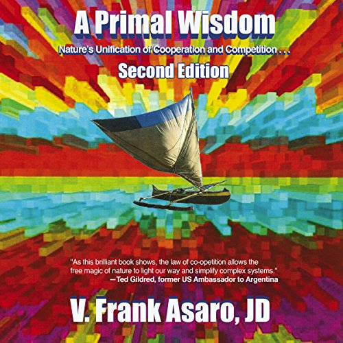 A Primal Wisdom, Second Edition audiobook cover art