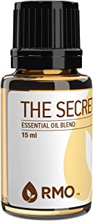 Rocky Mountain Oils - The Secret - 15 ml - 100% Pure and Natural Essential Oil Blend