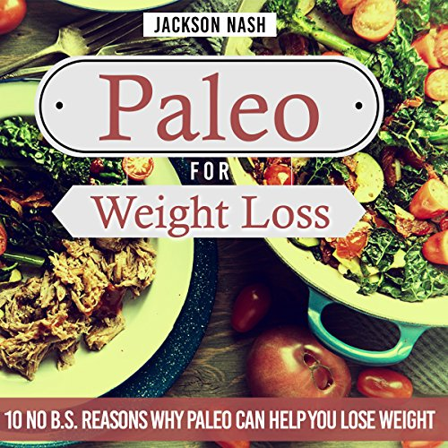 Paleo for Weight Loss audiobook cover art
