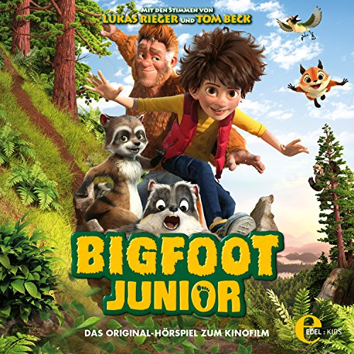 Bigfoot Junior (Das Original-Hörspiel zum Kinofilm)